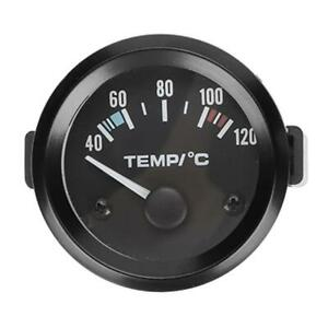 2 52mm Universal Car Truck Led Digital Water Temperature Gauge Instrument Kit