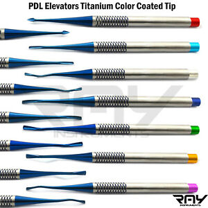 Luxation Root Extracting Extraction Kit Dental Luxating Elevators Pdl Periotome
