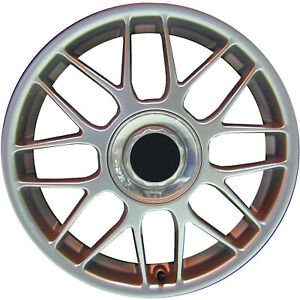 Volkswagen Group 18x7 5 Alloy Wheel Reflecta Chrome Full Face Painted 560 69806