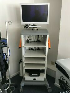 Smith Nephew Endoscopy Tower W Hp Officejet 6100 Printer