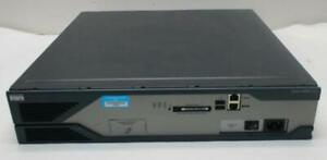 Cisco Systems 2800 Series Integrated Services Routers Cisco2821 V03