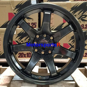Xxr 551 Wheels 16 X 8 21 Chromium Black Concave Rims Stance 97 Honda Accord Ex