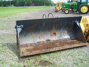 Loader Bucket John Deere jrb 544g It 4 1 Clamshell Quick Attach 2900