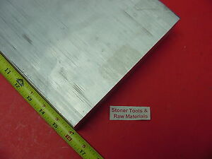 2 Pieces 1 X 6 Aluminum 6061 T6511 Solid Flat Bar 16 Long Extruded Mill Stock