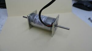 Kag M42x20 1 24vdc 3900 Rpm Double Shafted Brushed Dc Motor