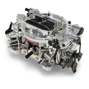 Edelbrock 18054 650 Cfm Avs Carburetor With Endurashine