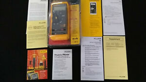 Fluke Digital Multimeter 73 iii 73 3 New In Original Packaging