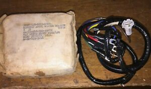 Wc Dodge G502 T214 Wc 54 Ambulance Upper Chassis Wiring Harness Assembly