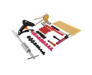 Auto Body Hail Puller Paintless Dent Repair Kits Slide Hammer Removal Tools