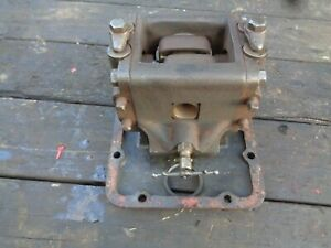 Ford Tractor 9n Hydraulic Pump