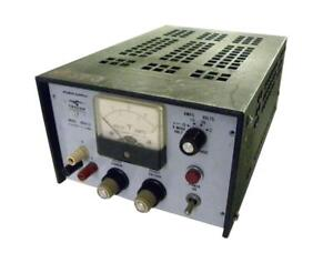 Trygon Electronics Hr20 1 5 Dc Power Supply 0 20 Vdc 0 1 5 Amps