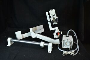 Great Used Aus Jenna 212f Opm Dental Microscope For Oral Surgery Magnification