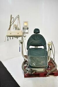 Midmark Elevance Dental Exam Patient Chair W Operatory Delivery System