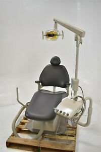 Adec Performer 8000 Dental Exam Patient Chair W Operatory Delivery System