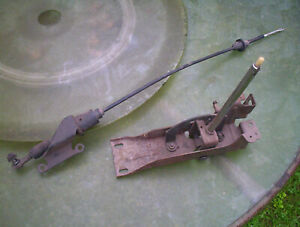 1980 Camaro Floor Shifter Assembly Automatic 3 Speed Turbo 350 Z28