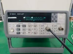 Hp Agilent 53131a 225 Mhz Universal Frequency Counter opt 010