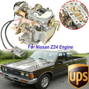 High Performance 1601021g61 Car Carburetor For Nissan 720 Pickup 2 4l Z24 Engine