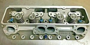 Dart Small Block Chevy 13 Degree Aluminum Cylinder Head Ump Late Model Modified