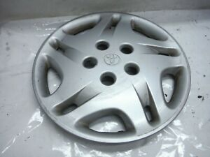 2001 Toyota Camry Ce A t Wheel Cover Hub Cap Assembly 1 Oem 2000