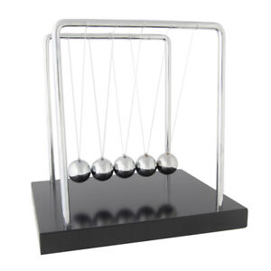 Newton s Cradle Conservation Of Momentum And Energy By Reliant Lab