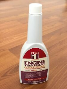Prolong Super 1 Lubricants Anti Friction Engine Treatment Concentrate 12 Oz