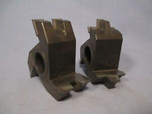 Delta 42 053 054 Tongue Groove Set Carbide Tipped Shaper Cutter My 130