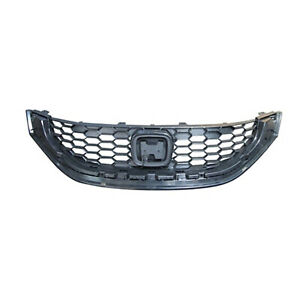Cpp Grill Assembly For 2013 2015 Honda Civic Grille