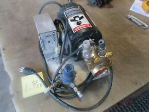 Used 1 3 hp Cornelius Inteli Pump Carbonator Pump For Soda Fountains