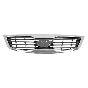 Cpp Grill Assembly For 2013 Kia Sportage Grille