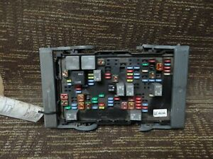 Gmc Sierra Silverado 1500 Engine Fuse Box Relay 10 11 12 13 2010 2013 22798215