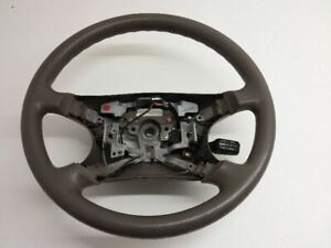 2002 2006 Toyota Camry Steering Wheel With Cruise Control