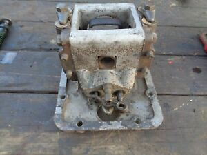 Ford Tractor 8n Hydraulic Pump Dated 1948