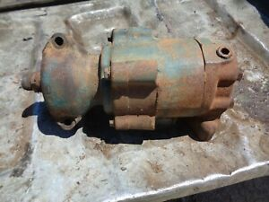 Ford Tractor 600 800 Hydraulic Pump Round Piston Style