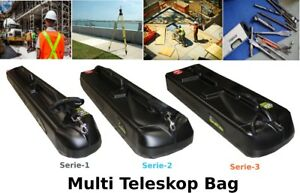 Telescopic Case Bag Protection Surveying Fluchtstab Devices Instrument Baugewebe