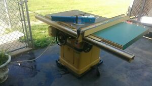 Powermatic Tablesaw In Stock | JM Builder Supply and Equipment Resources
