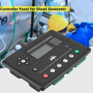 Dse7320 Manual auto Electronics Controller Module Panel For Diesel Generator