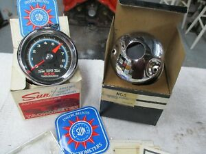 Sun Tach St 709 9000rpm And Nc5 Cup Nos