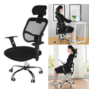 Big And Tall 400lb High Back Office Chair Ergonomic Executive Desk Chair Usa