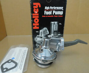 Holley Fuel Pump In Stock, Ready To Ship | WV Classic Car