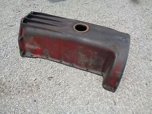 Ford Tractor 8n 9n Engine Oil Pan