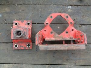 Ford Tractor 601 641 jubilee Draw Bar Mount Bracket Hanger Plate
