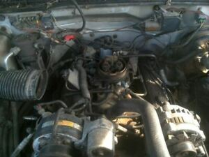 Engine 8 350 5 7l Gasoline Vin K 8th Digit Fits 87 96 Chevrolet 30 Van 2802147