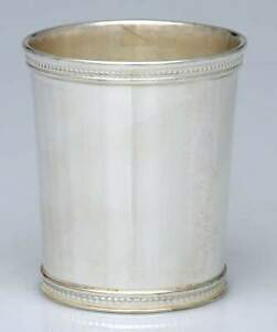 Towle Silverplate Hollowware Mint Julep Cup 8oz 11291464