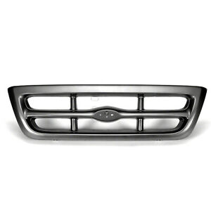 Front Grille Fits 1998 2000 Ford Ranger 2wd 104 1613