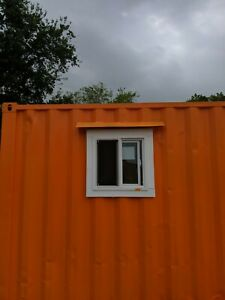 Shipping Container Office Studio Store airbnb Home We Deliver