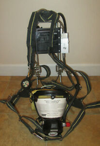 3m Scott Scba Self Contained Breathing Apparatus Harness Respriator Mask