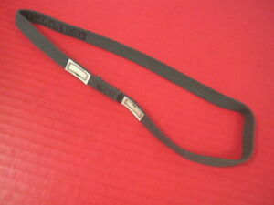 US Army OD Green Elastic Band wCat Eyes for PASGT ACH MICH Helmet Cover