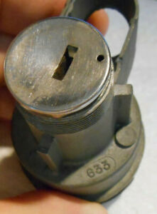 Vintage Oe 63 Olds Full Size 1116633 633 Delco Ignition Switch W Cylinder No Key