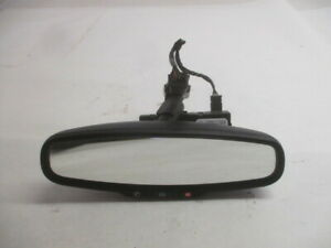 2012 Chevy Sonic Manual Rear View Mirror W Onstar Oem Lkq