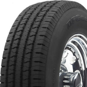 2 New Lt265 70r17 Bfgoodrich Commercial T A A S 2 121r E 10 Ply Tires Bfg17795